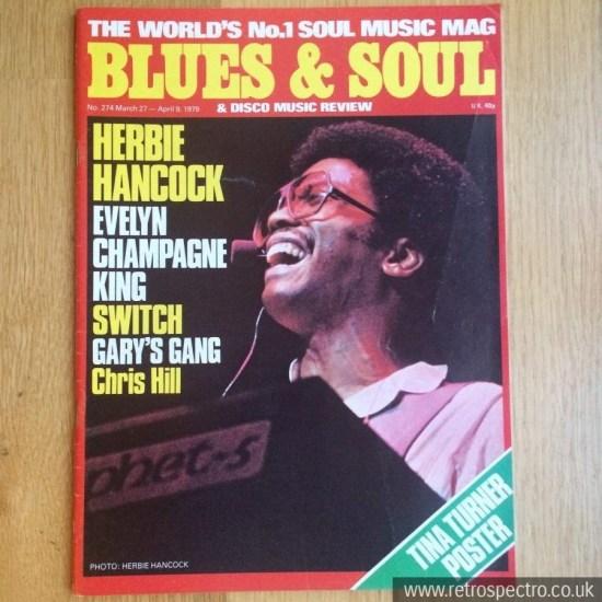 Blues & Soul - No 274