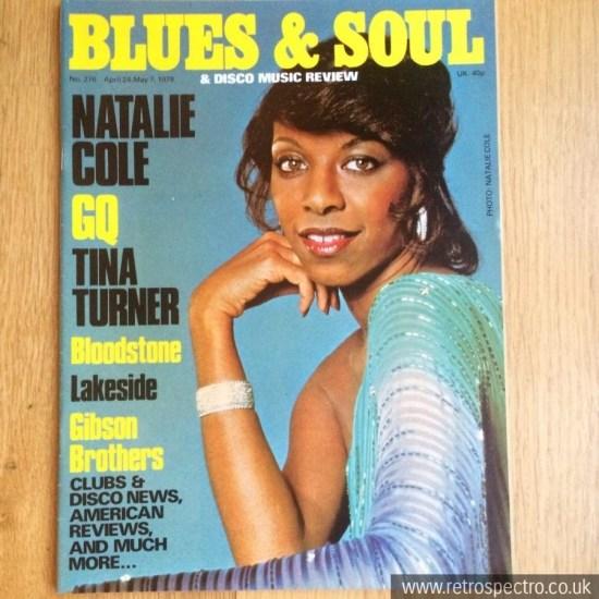 Blues & Soul - No 276
