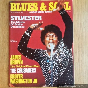 Blues & Soul - No 279