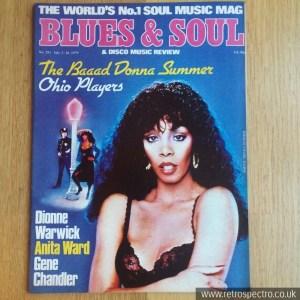 Blues & Soul - No281