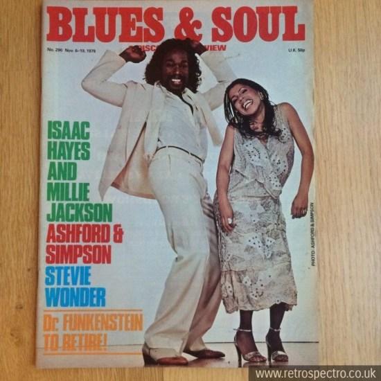 Blues & Soul - No 290