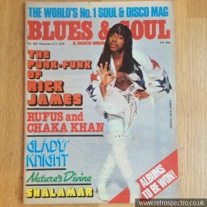 Blues & Soul 292