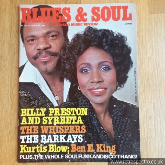 Blues & Soul No 296