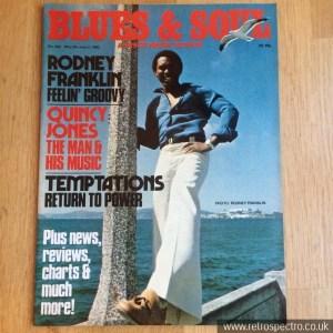 Blues & Soul - 304