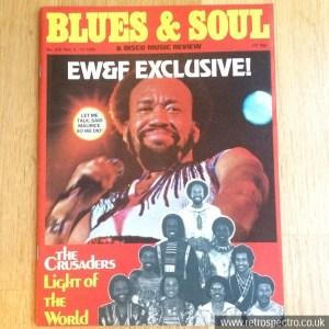 Blues & Soul - 316 Earth Wind & Fire