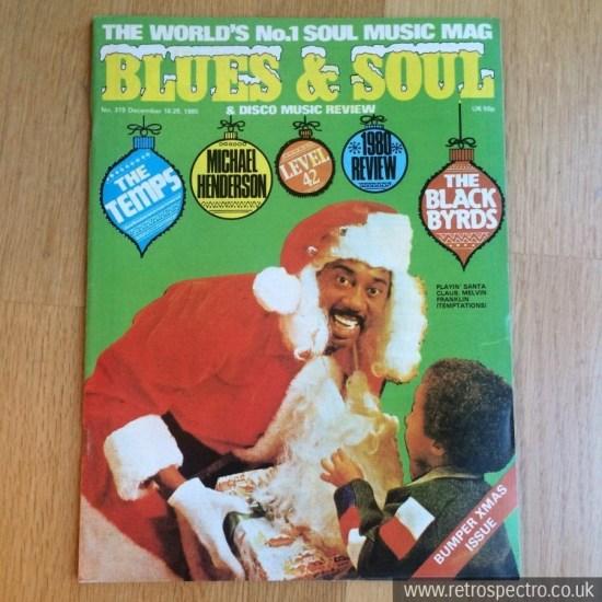 Blues & Soul - 319 - Melvin Franklin Temptations