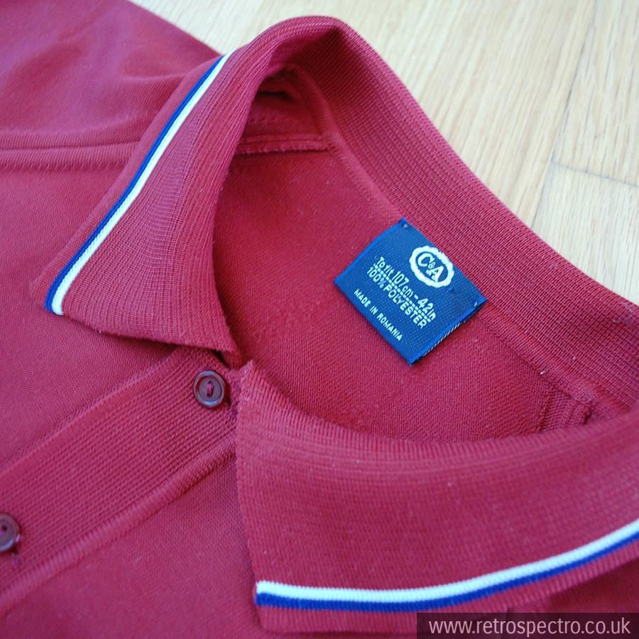 große Auswahl an Designs Rabatt bis zu 60% Großhändler C&A Polo Shirt - RetroSpectro