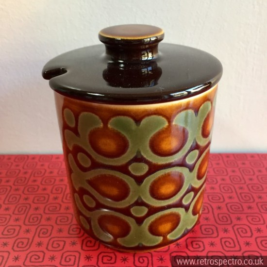 Hornsea Bronte condiment pot