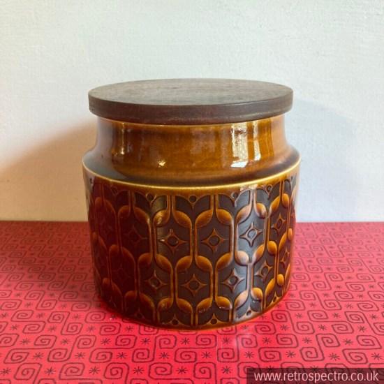 Hornsea Heirloom Pattern Storage Jar