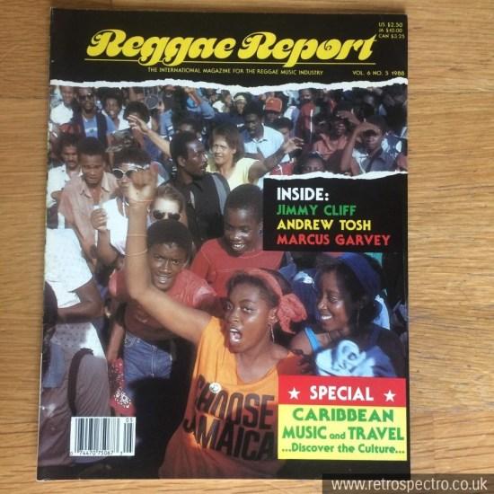 Reggae Report Vol6 No5