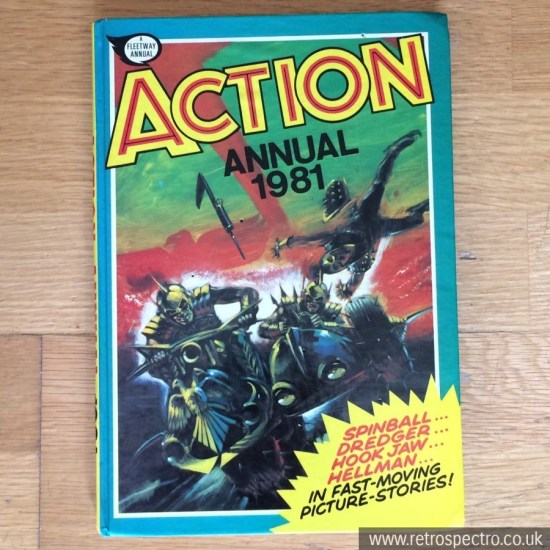 Action Annual 1981