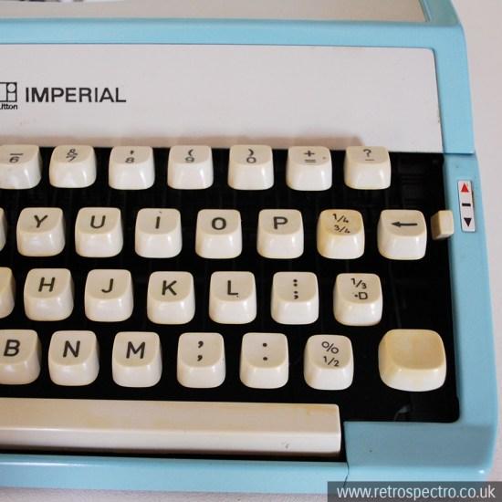 Litton Imperial Typewriter