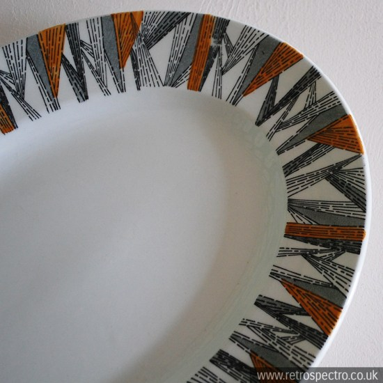 Wood & Sons Serving Plate