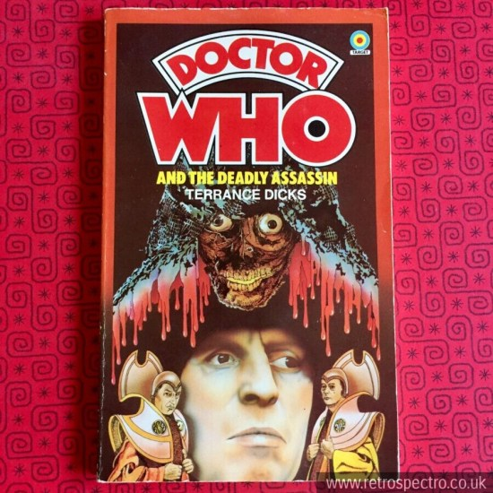 Doctor Who And the Deadly Assassin Paperback