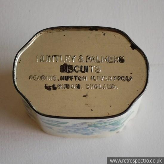 Huntley & Palmer Biscuit Tin