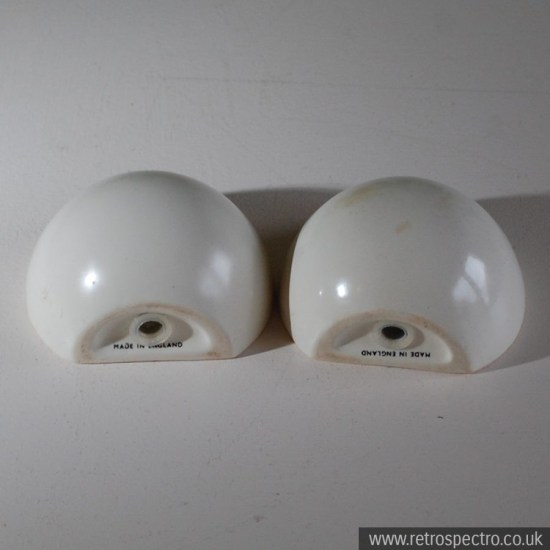 Carlton Ware Salt & Pepper Shakers