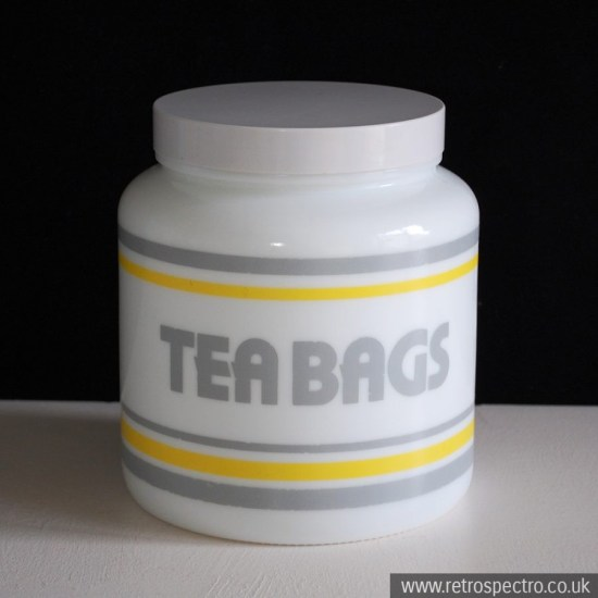 Cadlelight storage jar