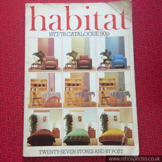 Habitat Catalogue 1977/78