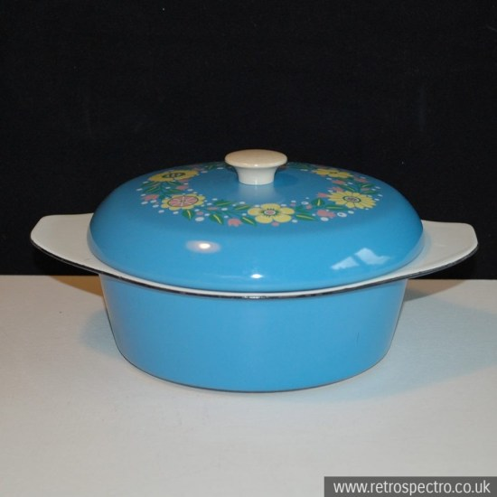 Kochums enamel pot