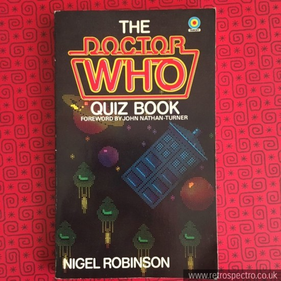 The Doctor Who Quiz Book