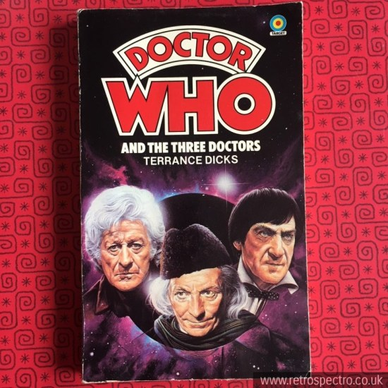 Doctor Who And The Three Doctors
