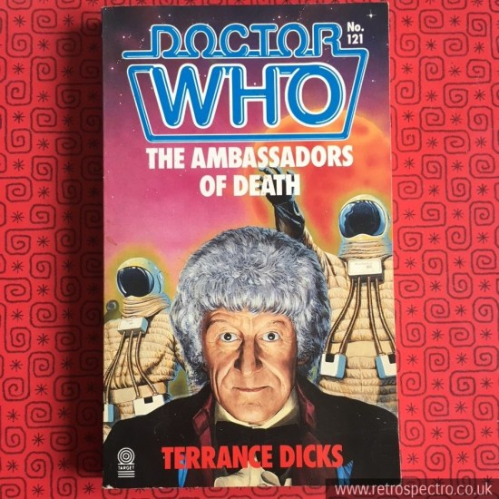 Doctor Who And The Ambassadors Of Death