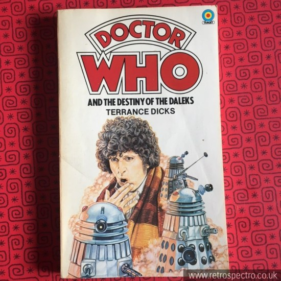 Doctor Who And The Destiny Of The Daleks