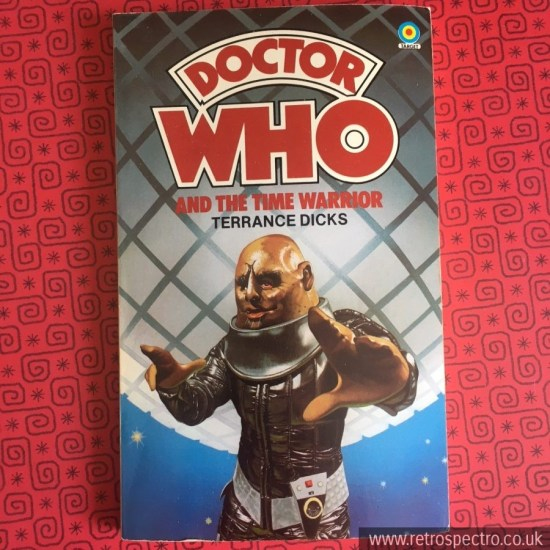 Doctor Who And The Time Warrior