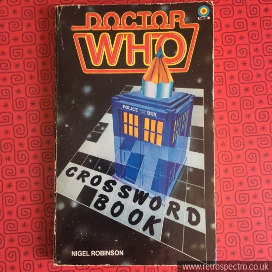 Doctor Who - Crossword Book