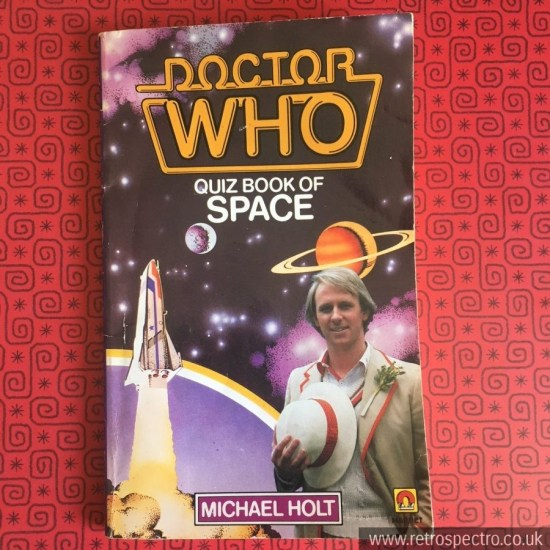 Doctor Who Quiz Book Of Space