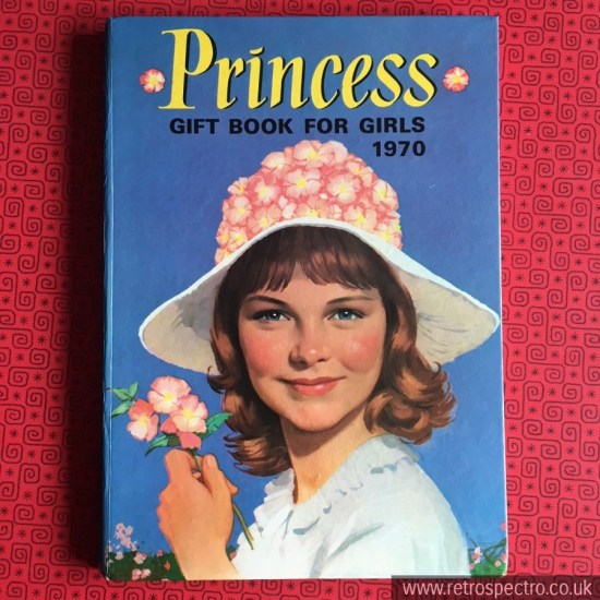 Princess Gift Book For Girls
