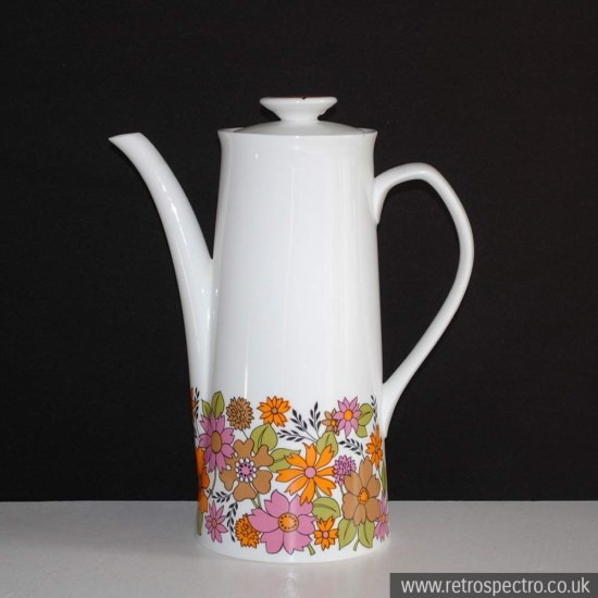 Elizabethan Portobello Coffee Pot