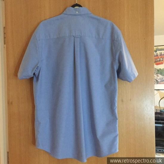 Ben Sherman Oxford Weave Button Down Shirt