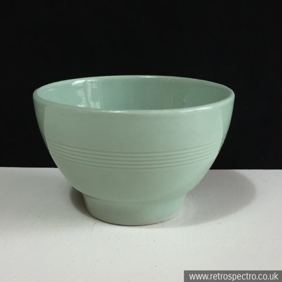 Woods Ware Beryl Sugar Bowl