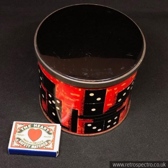 Cadbury Dominoes Tin