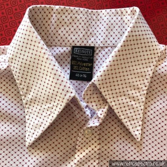 Keynote 70's Dagger Collar Shirt