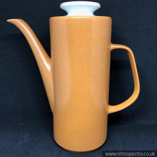 J&G Meakin Coffee Pot Castile