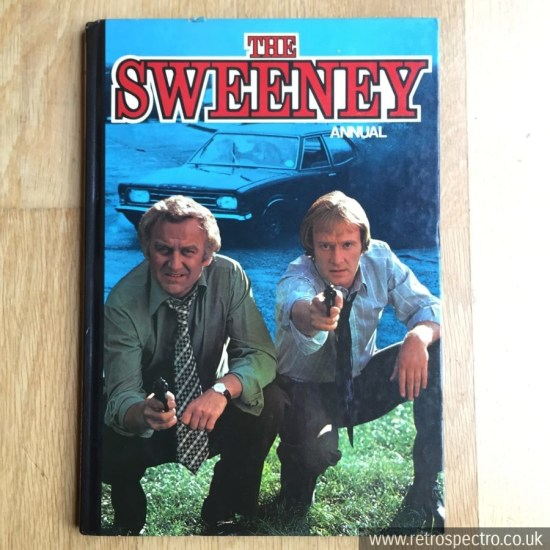 The Sweeney Annual 1978