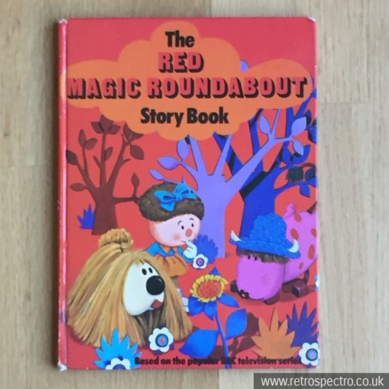 The Red Magic Roundabout Story Book