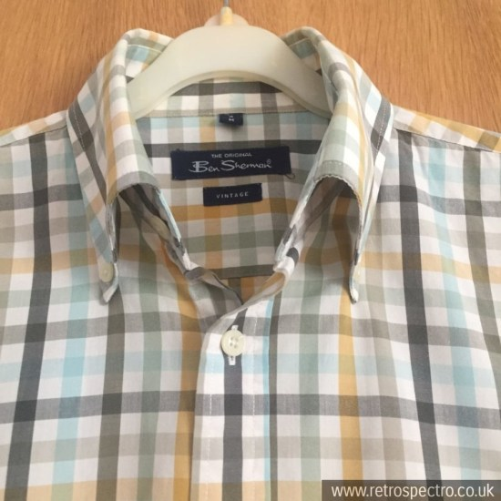 Ben Sherman Button Down