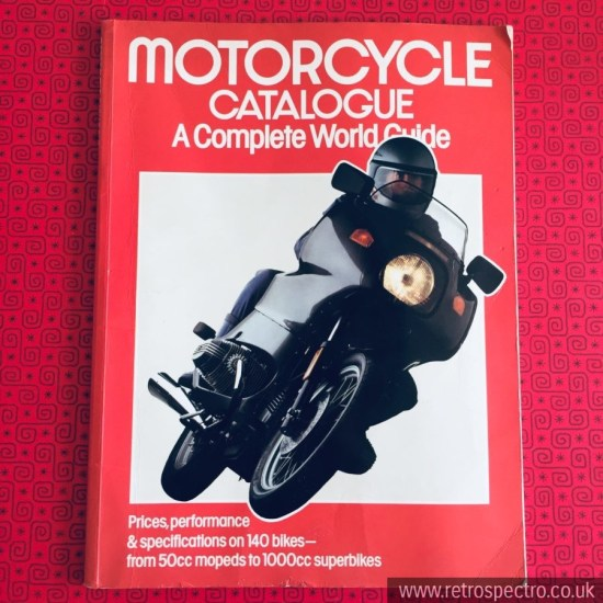 Motorcycle Catalogue A Complete World Guide
