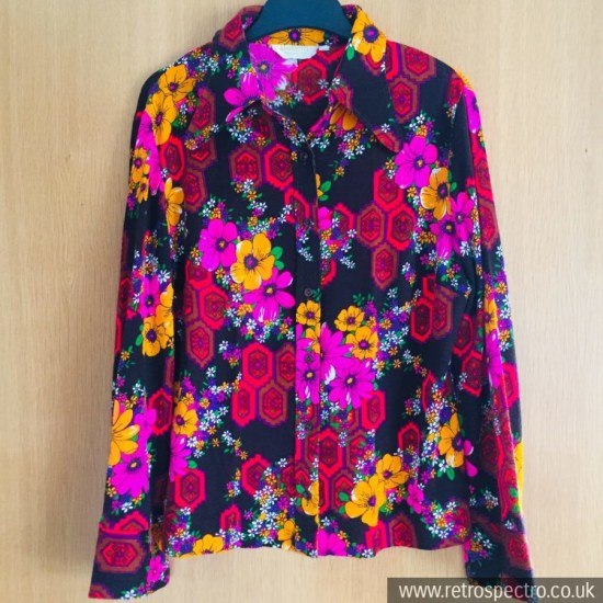 Bellino Vintage Ladies Blouse