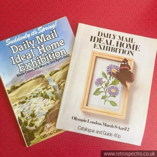 Daily Mail Ideal Home Exhibition Catalogue