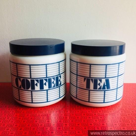 CLP Candlelight Storage jar tea and coffee