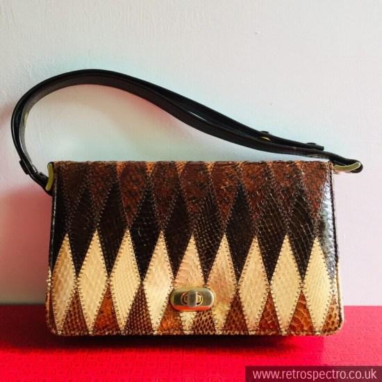 Eros Handbag/Shoulder Bag vintage