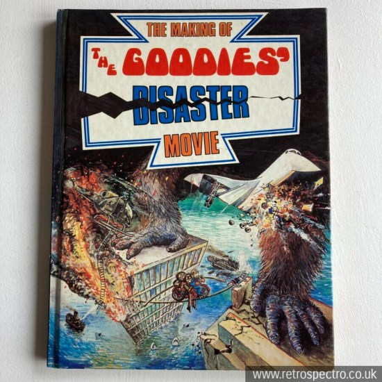 The Making Of The Goodies Disaster Movie Book 1977