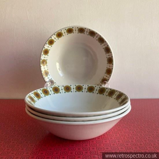 H. Aynsley Cereal /Dessert Bowl