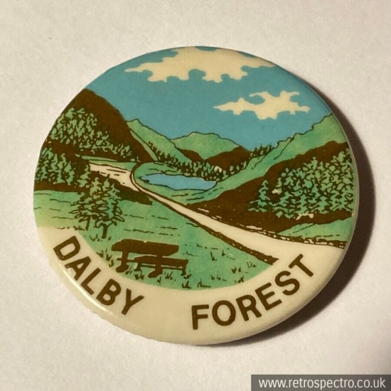 Dalby Forest Badge