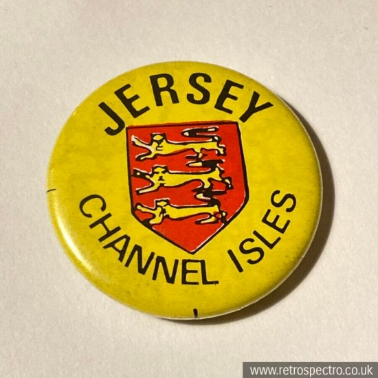 Jersey Channel Isles Badge