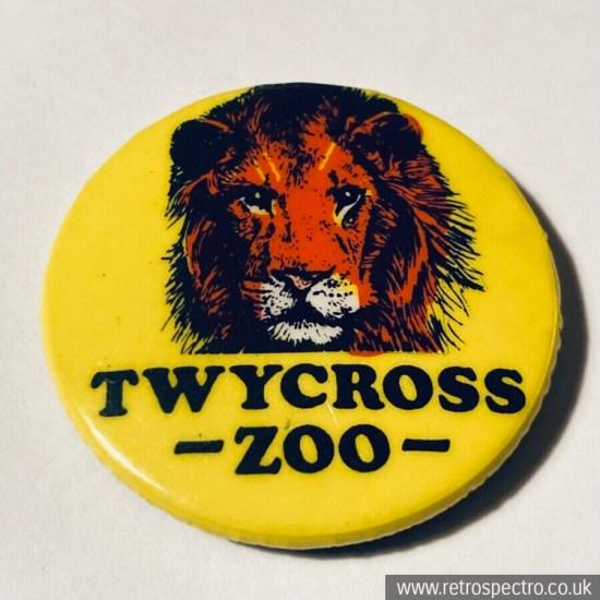 Twycross Zoo Badge